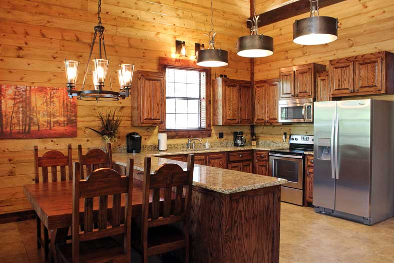 White Tail Waters Secluded Beavers Bend Cabin On 40